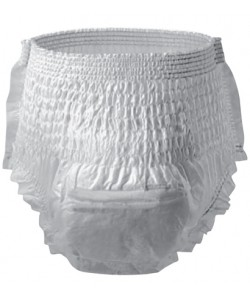 "TENA Protective Underwear Plus Absorbency, Medium,34"" -44"". Cs/4Pk/18. ."