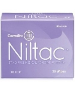 Trio Healthcare products TR102 - Niltac Alcohol-Free Adhesive Removal Wipes (Box 30), BX 30