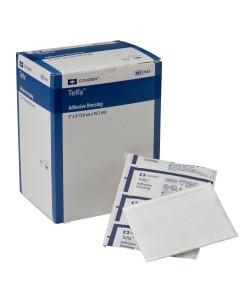 "Tyco Covidien 6017 - TELFA Adhesive Pads, Sterile 1's, 2"" X 3""., BX 100"