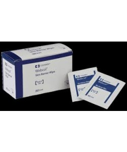 Tyco Covidien 6560 - PREPPIES Skin Barrier Wipe. (20 BX OF 50 PER CASE ), CS/(20BX)