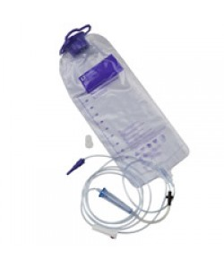 Tyco Covidien 773621 - KANGAROO 924 Enteral Feeding Pump Set, 1000ml, Individual Pack, CS 30