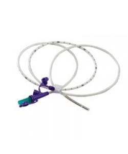 """Tyco Covidien 8884721088 - Kangaroo Naso-Gastric EntriFlex Feeding Tube, 10Fr, 43"""", 3g With Stylet, CS 10"""