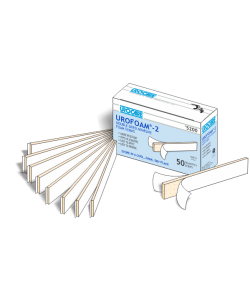 Urocare 5200 - Urofoam-2 Double-Sided Adhesive Foam Strips, Bx/50., BX 50