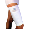 "Urocare 6382 - Urocare Fabric Leg Bag Holder Bag, Upper Leg, Small (54.4cm upper:44.3cm lower) 16"".Latex Free., EACH"