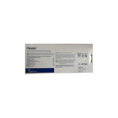 Cardinal Health N8833 - NITRILE Gloves, Powder Free, XLarge,Sterile Pairs, 40 Pairs/Box = 80 pcs, BX 40PR