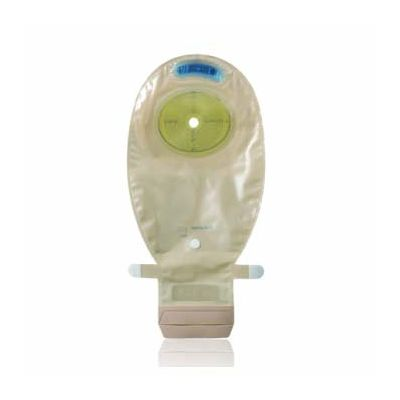 Coloplast 15696 - SenSura 1pc Xpro Convex light, maxi open wide outlet, transparent 15-43 cut to fit Maxi, 15-43mm, BX 10