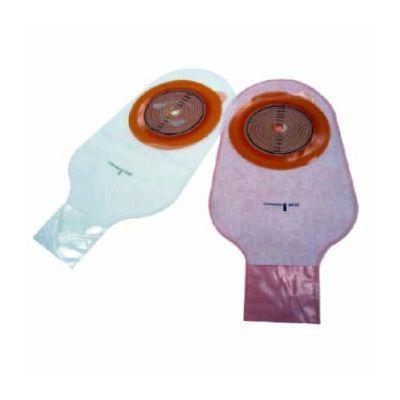 """Coloplast 2490 - Assura 1 pc. Standard Wear, Drainable Pouch, Cut-to-Fit, Non-Convex, Transparent (30cm) 3/8"""" - 2 3/4"""" (10-70mm), BX 10"""