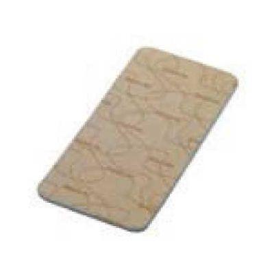 "Coloplast 4140 - Biatain-Ibu Foam Soft-Hold Dressing w/ Ibuprofen 4"" x 4"" (10 x 10cm), BX 5"
