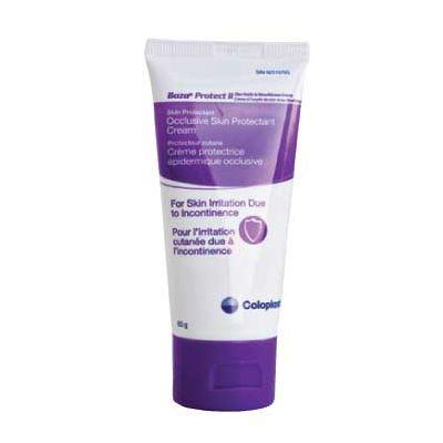 Coloplast 7087 - Baza Protect II, Zinc Oxide Skin Protectant Cream 140g tube, CS/12