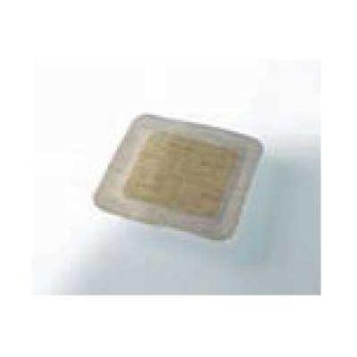 "Coloplast 9635 - Biatain Ag Adhesive Foam Antimicrobial Dressing w/ Silver (Sterile) 7"" x 7"" (18 x 18cm), BX 5"