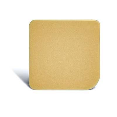 "Convatec 839004 - EAKIN Small Cohesive Skin Barrier, 10cm X 10cm (4"" X 4"") (839004), BX 5"