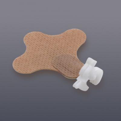 Hollister 9786 - Feeding tube attachment device, BX 20
