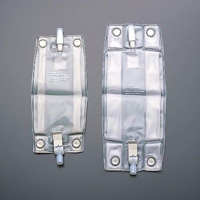 Hollister 9814 - Urinary Leg Bag, Medium, 19oz. Latex-Free., EA