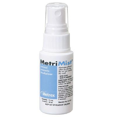 Metrex 10-1151 - METRI MIST Natural Aromatic Deodorizer 1oz spray 100/CS, CS 100