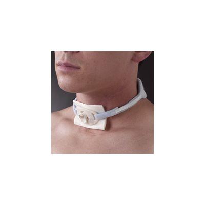 """Posey 8197L - POSEY Foam Tracheostomy  Tie, Large, Adult Necks to 25""""., BX 12"""