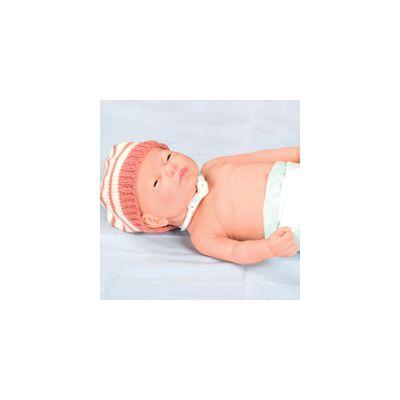 """Posey 8197S - POSEY Foam Tracheostomy Tie, Small, Neonatal & Infant Necks to 11"""", BX 12"""