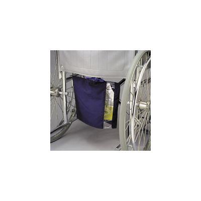 Posey 8215 - WHEELCHAIR DRAINAGE BAG HOLDER, CANVAS, EACH