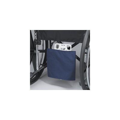 Posey 8215V - WHEELCHAIR DRAINAGE BAG HOLDER, VINYL, EACH