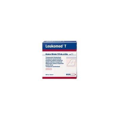 BSN Medical 7238202 - LEUKOMED T-PLUS Transparent Dressing 8cm x 15cm Sterile (# 72382-02), BX 50