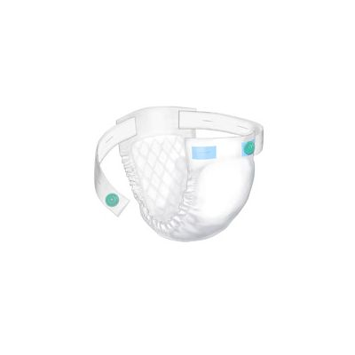 Tyco Covidien 181B30 - MAXI CARE Beltless Undergarments, Super Absorbency, One Size Fits All, CS/120, CS 120