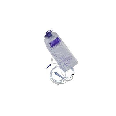 Tyco Covidien 773621 - KANGAROO 924 Enteral Feeding Pump Set, 1000ml, Individual Pack, CS 30