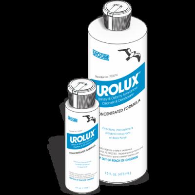 Urocare 700216 - Urolux Urinary & Ostomy Appliance Cleanser/Deodorant/Decrystalizer, 16 oz., each, EA