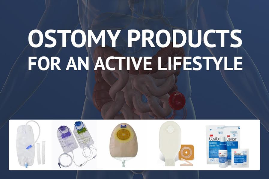 Ostomy Products for an Active Lifestyle